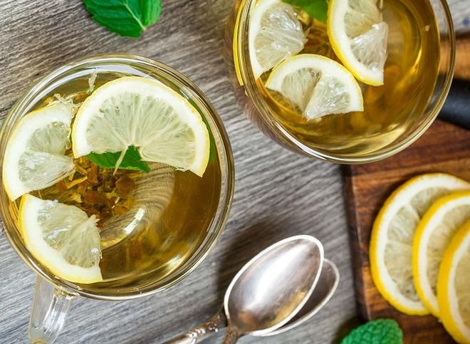 10 lợi ích sức khỏe tuyệt vời của việc uống trà xanh với chanh - 2