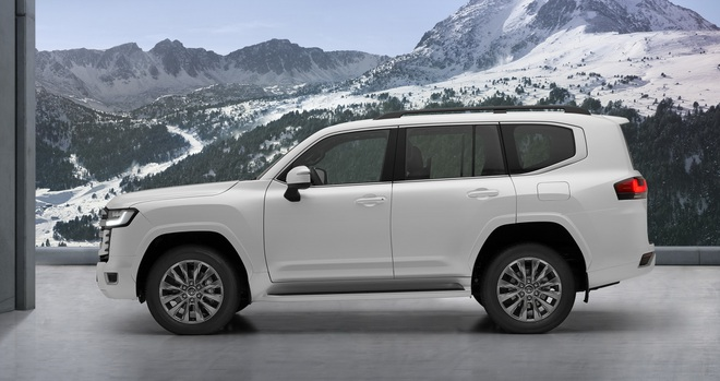 Toyota Land Cruiser 2022 trình làng: Khung gầm mới, không còn bản V8 - 5