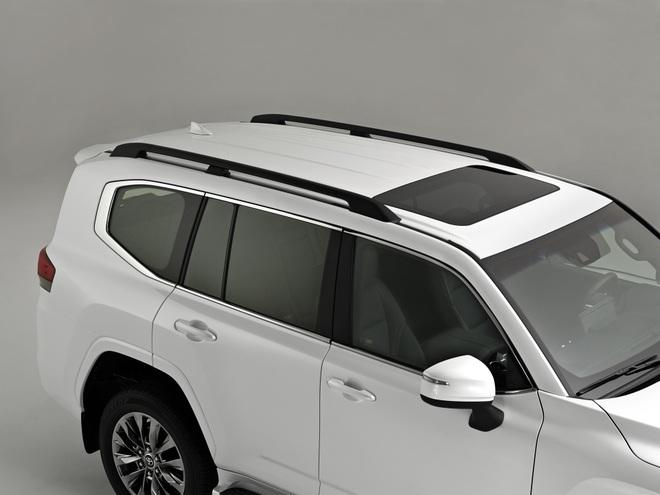 Toyota Land Cruiser 2022 trình làng: Khung gầm mới, không còn bản V8 - 17