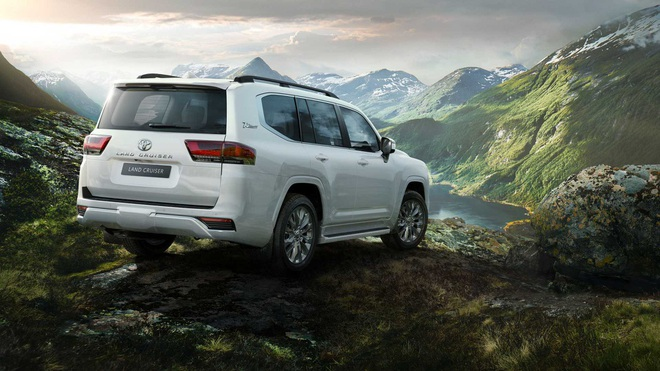 Toyota Land Cruiser 2022 trình làng: Khung gầm mới, không còn bản V8 - 38