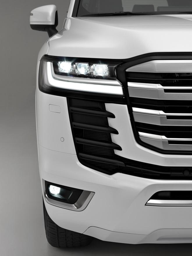 Toyota Land Cruiser 2022 trình làng: Khung gầm mới, không còn bản V8 - 9