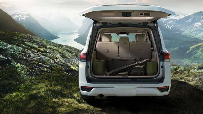 Toyota Land Cruiser 2022 trình làng: Khung gầm mới, không còn bản V8 - 37
