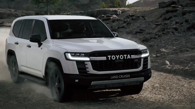 Toyota Land Cruiser 2022 trình làng: Khung gầm mới, không còn bản V8 - 35