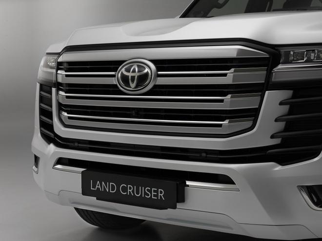Toyota Land Cruiser 2022 trình làng: Khung gầm mới, không còn bản V8 - 8