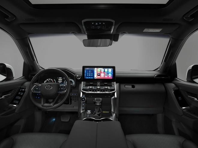 Toyota Land Cruiser 2022 trình làng: Khung gầm mới, không còn bản V8 - 28
