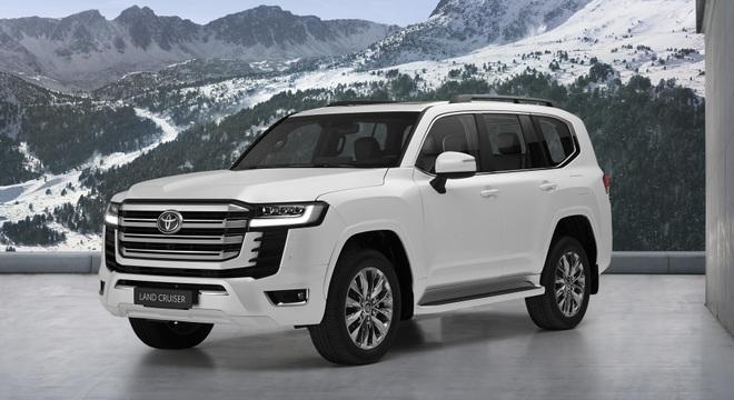 Toyota Land Cruiser 2022 trình làng: Khung gầm mới, không còn bản V8 - 1
