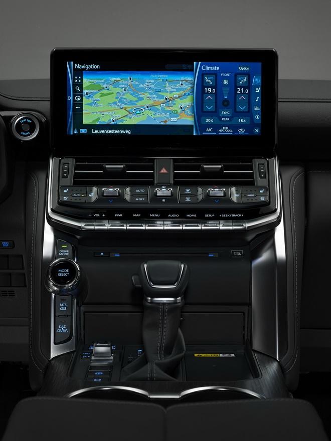 Toyota Land Cruiser 2022 trình làng: Khung gầm mới, không còn bản V8 - 29