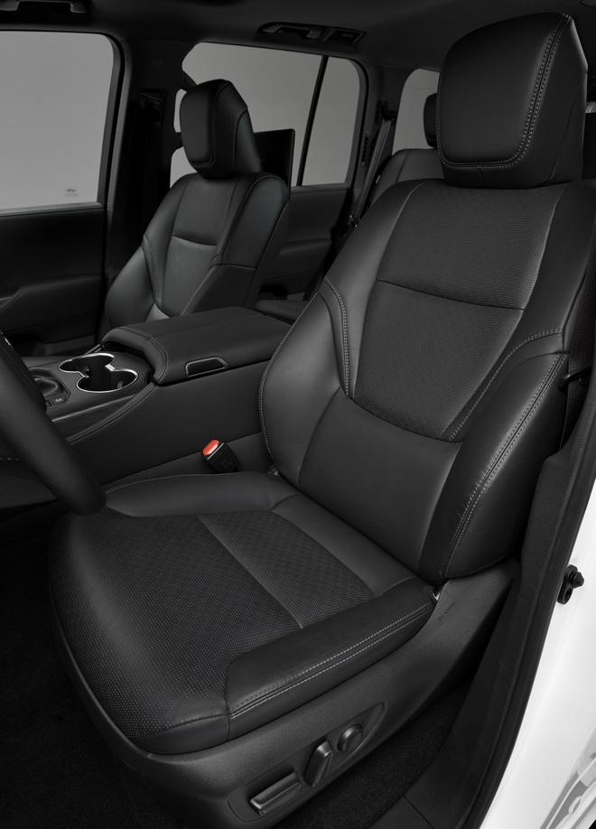 Toyota Land Cruiser 2022 trình làng: Khung gầm mới, không còn bản V8 - 31