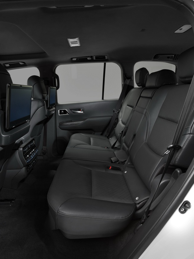 Toyota Land Cruiser 2022 trình làng: Khung gầm mới, không còn bản V8 - 32