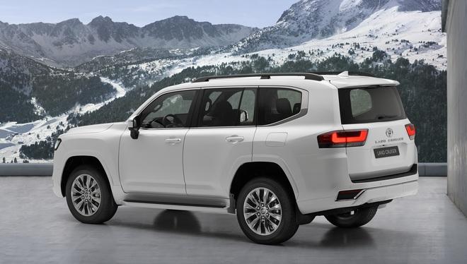 Toyota Land Cruiser 2022 trình làng: Khung gầm mới, không còn bản V8 - 34