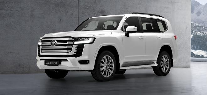 Toyota Land Cruiser 2022 trình làng: Khung gầm mới, không còn bản V8 - 12