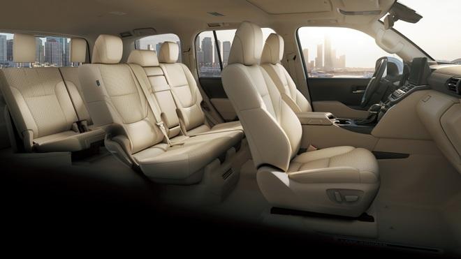 Toyota Land Cruiser 2022 trình làng: Khung gầm mới, không còn bản V8 - 21
