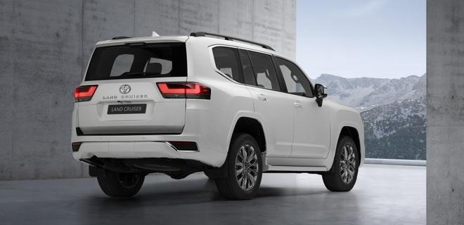 Toyota Land Cruiser 2022 trình làng: Khung gầm mới, không còn bản V8 - 19