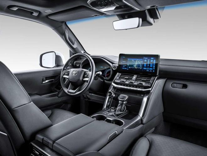 Toyota Land Cruiser 2022 trình làng: Khung gầm mới, không còn bản V8 - 7
