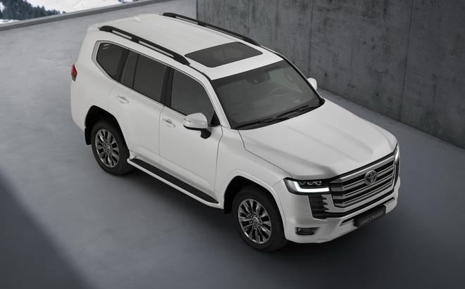 Toyota Land Cruiser 2022 trình làng: Khung gầm mới, không còn bản V8 - 16