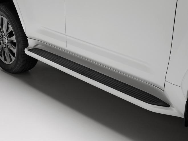 Toyota Land Cruiser 2022 trình làng: Khung gầm mới, không còn bản V8 - 13