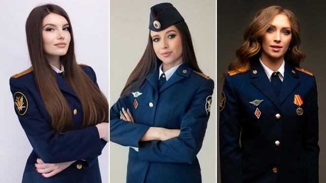 Nga tổ chức cuộc thi Hoa khôi cai ngục - 1