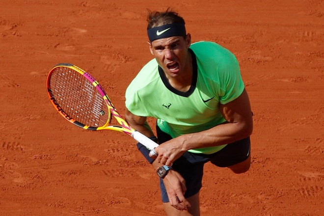 Nadal đối đầu với Djokovic tại bán kết Roland Garros - 1