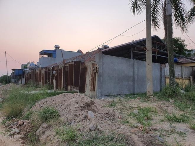 Vụ giang hồ cát cứ đất ở Hải Phòng: Sẽ cưỡng chế 159 trường hợp - 1