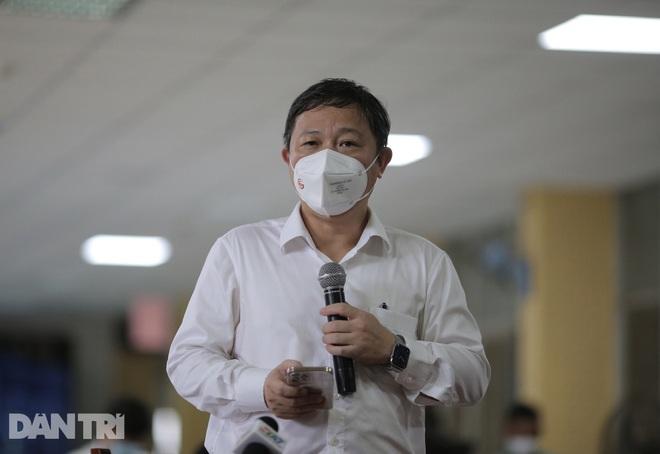 Phó Chủ tịch TPHCM kiểm tra nóng CT PouYuen vì có công nhân mắc Covid-19 - 7