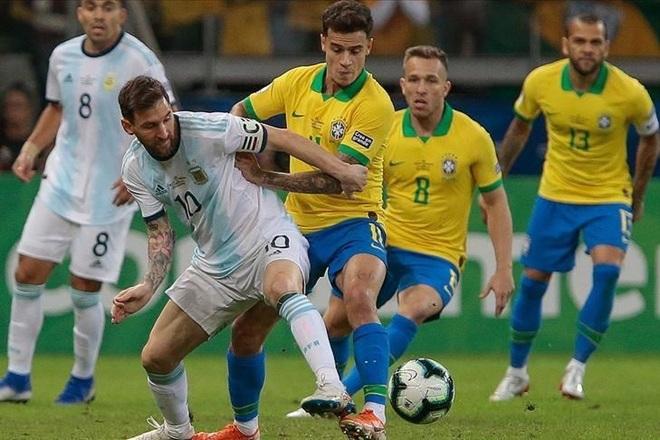 Lịch thi đấu vòng chung kết Copa America 2021 - 2