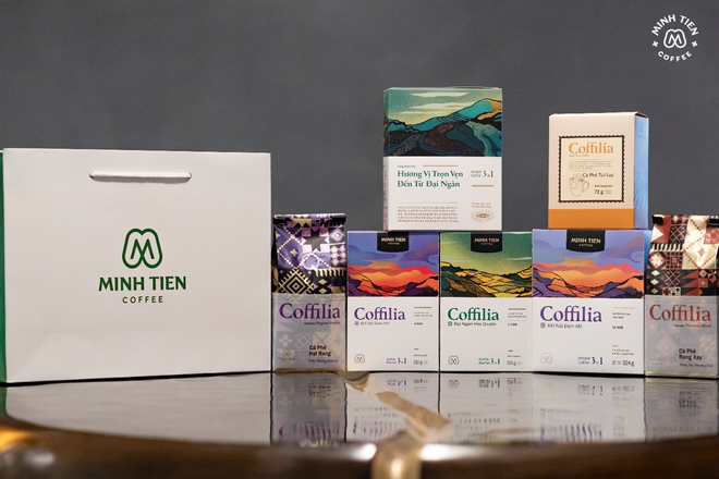 Hương vị đậm chất riêng của cà phê Coffilia - 1