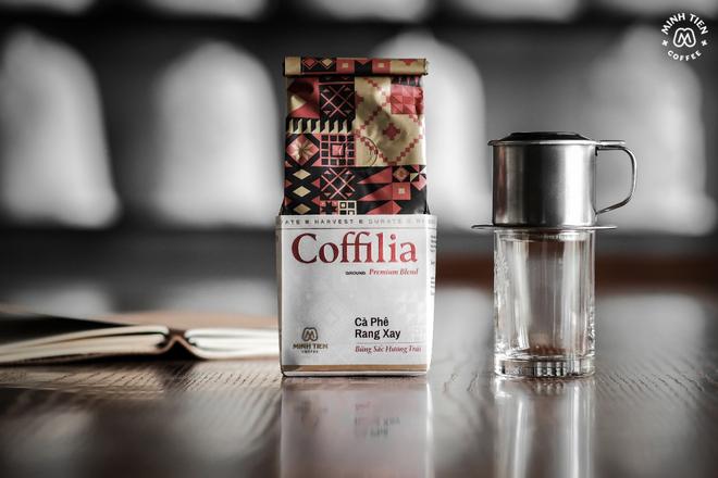 Hương vị đậm chất riêng của cà phê Coffilia - 2