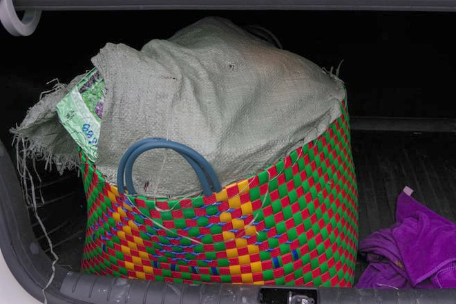 Bắt ô tô chở 20kg ma túy từ Đồng Tháp lên TPHCM - 1