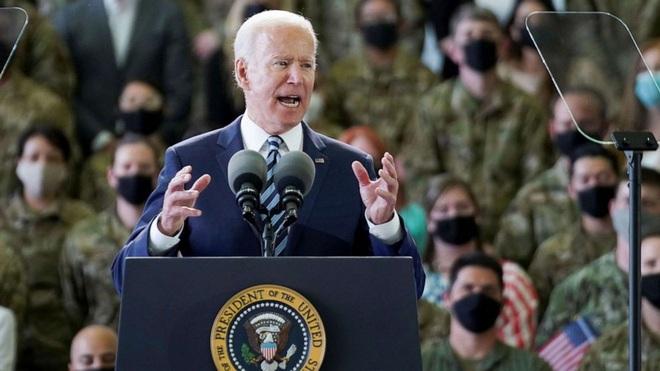 Ông Biden cảnh báo rắn với Nga trước cuộc họp với ông Putin - 1