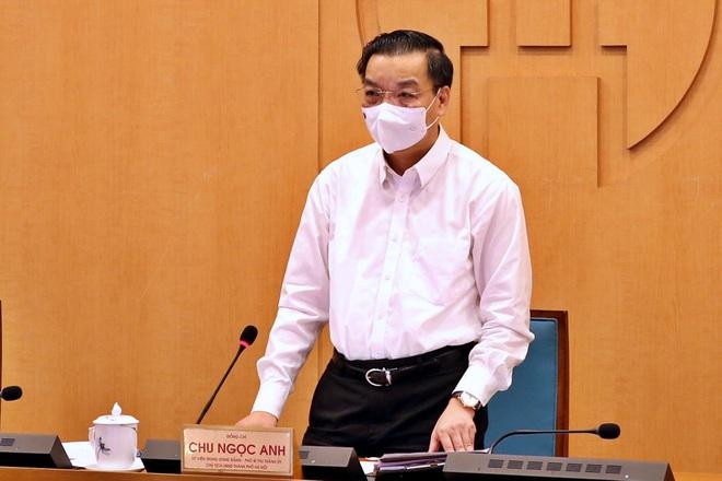 Chủ tịch Hà Nội: Chuẩn bị lộ trình để có thể nới lỏng một số hoạt động - 2