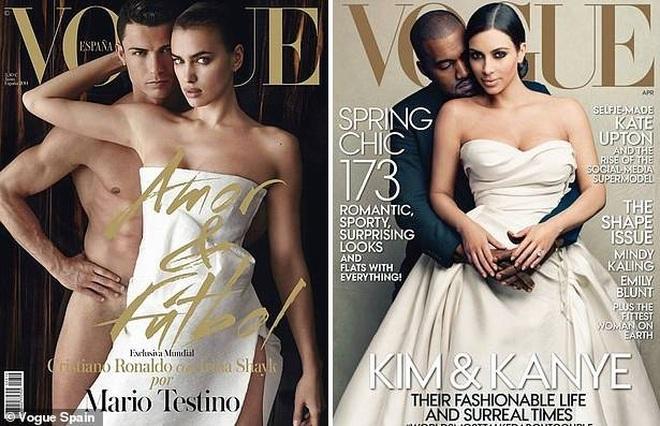 Kim Kardashian và Irina Shayk: Kiều nữ... đụng nhau chốn tình trường - 1