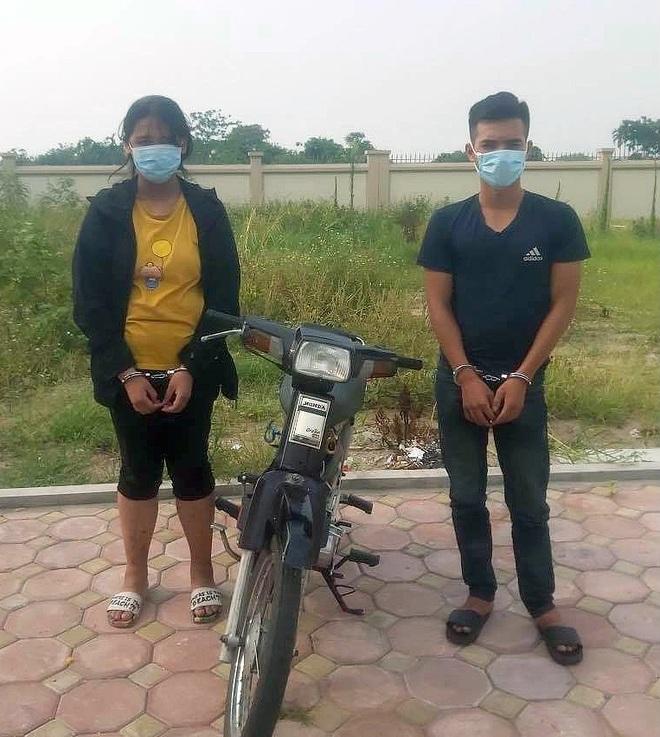 Hà Nội: Thiếu nữ 16 tuổi theo chân tình nhân đi cướp - 1