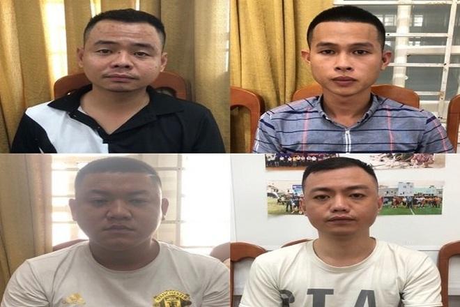 Triệt phá đường dây từ Hà Nội vào Đà Nẵng cho vay nặng lãi - 1