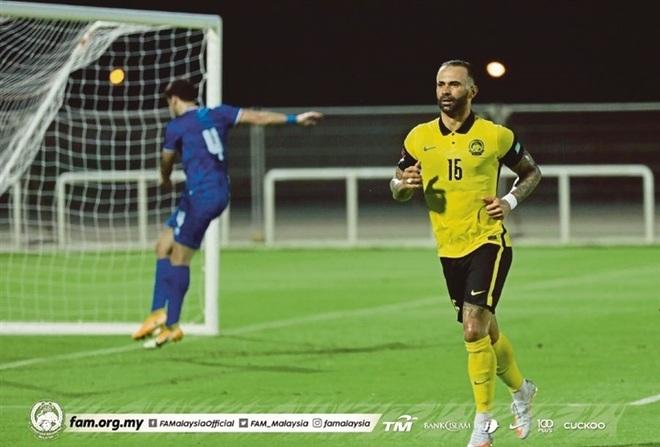 Sao nhập tịch Malaysia bị chỉ trích dữ dội trước trận gặp tuyển Việt Nam - 1