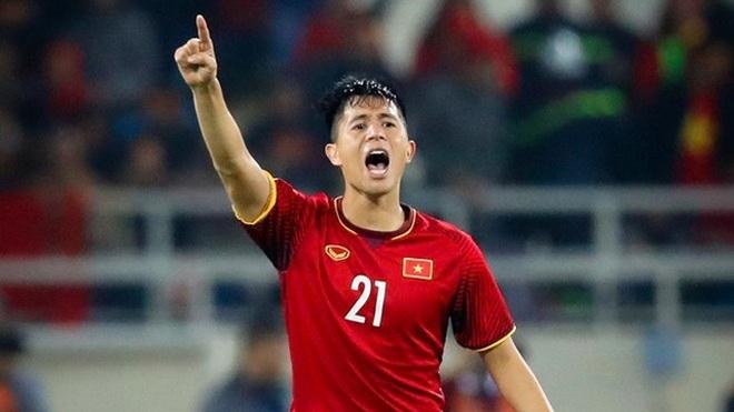 HLV Park Hang Seo bớt âu lo khi Trọng Hoàng, Đình Trọng tái xuất - 2