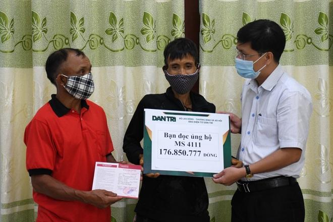 Bạn đọc Dân trí ủng hộ người rừng Hồ Văn Lang gần 177 triệu đồng - 1