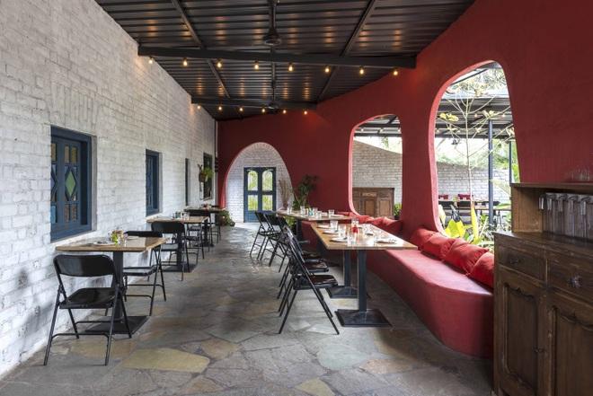 Quán cà phê sân vườn có thiết kế đẹp lạ, tiết kiệm điện năng - 11