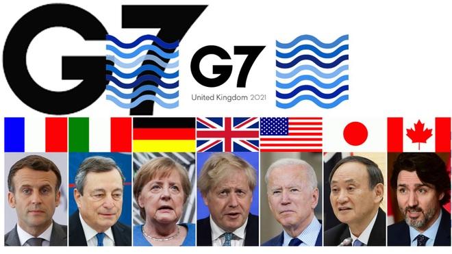 Hàng nghìn cảnh sát, mật vụ siết vòng vây bảo vệ các lãnh đạo G7 - 1