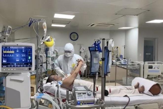 Nữ bệnh nhân nguy kịch vì mắc Covid-19 đang hồi phục kỳ diệu - 2