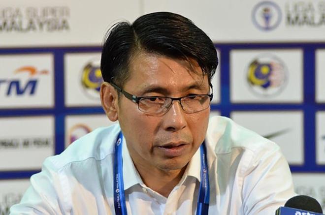 HLV Tan Cheng Hoe: Malaysia sẽ đứng dậy mạnh mẽ để đấu tuyển Việt Nam - 1