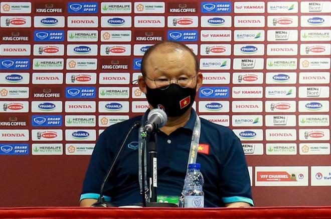 HLV Park Hang Seo: Đội tuyển Việt Nam sẽ chơi lạnh lùng trước Malaysia - 1