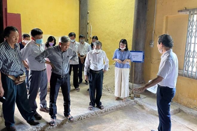 Khảo cổ ngôi điện đặt ngai vàng vua Nguyễn: Xuất lộ nhiều dấu tích xưa - 2