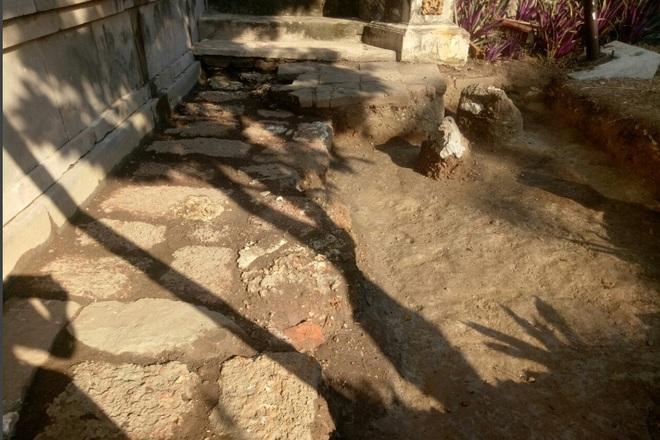 Khảo cổ ngôi điện đặt ngai vàng vua Nguyễn: Xuất lộ nhiều dấu tích xưa - 4