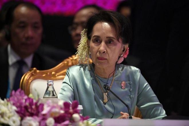 Bà Suu Kyi bị truy tố tội danh mới - 1