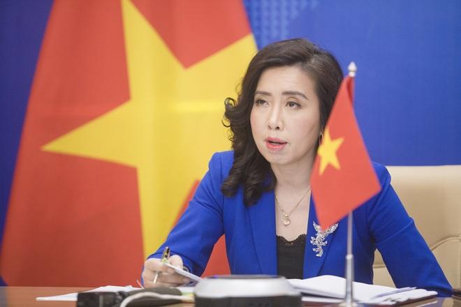 Người Phát ngôn Bộ Ngoại giao nói về việc mua vắc xin của Trung Quốc - 1