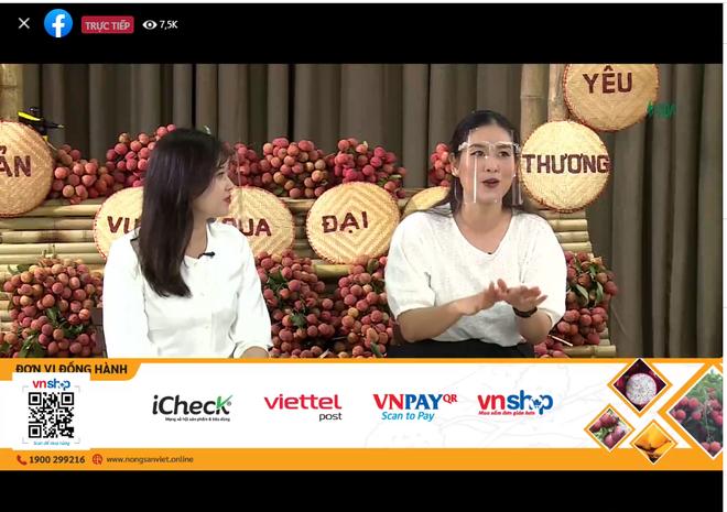 Doanh nghiệp, nghệ sĩ đồng hành cùng nông sản Việt chốt hơn 5000 đơn trong một ngày - 2