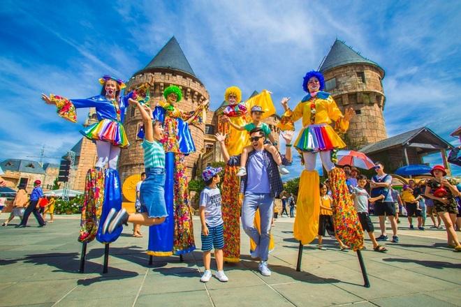 Mục sở thị các công viên giải trí Việt Nam bắt kịp xu hướng thế giới - 2