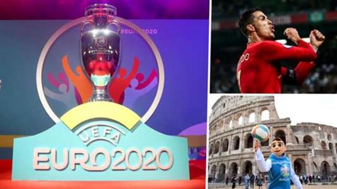 Toàn cảnh châu Âu trước ngày khai mạc Euro 2020 - 1