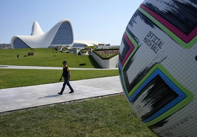 Toàn cảnh châu Âu trước ngày khai mạc Euro 2020 - 6