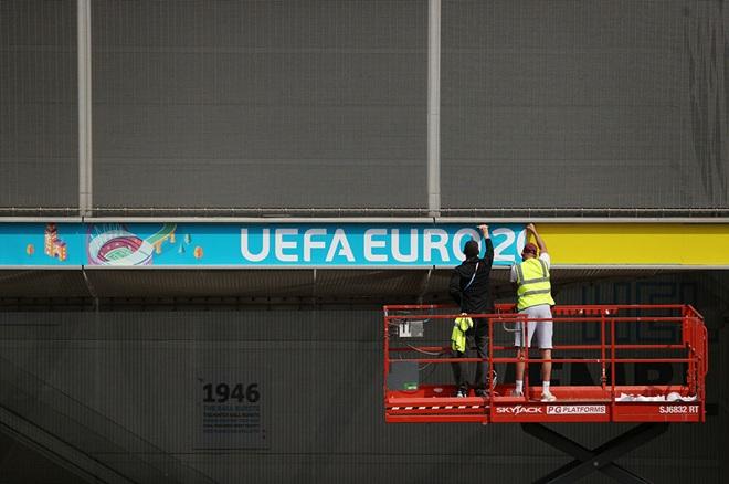 Toàn cảnh châu Âu trước ngày khai mạc Euro 2020 - 9
